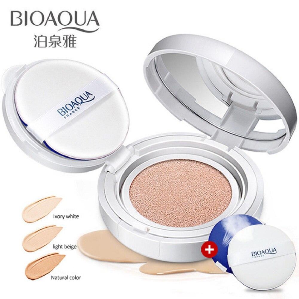 Crema solare biotucson a cuscino daria BB CC crema correttore fondotinta idratante trucco sbiancante nudo per la bellezza del viso cura del trucco