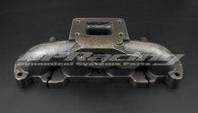 cast iron turbo exhaust manifold for 94-05 MAZDA MIATA MX-5 1.8 LITER T3T4 T3 T4