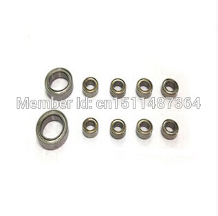 Hot L959-P-05 Whole Car Axle Bearing for Wltoys L202 L959 Upgraded RC Car Spare Parts