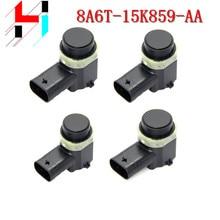 (4 stks) Draadloze Parkeersensoren 8A6T-15K859-AA 9G92-15K859-AB Parking PDC Sensor voor Ford Fiesta Focus Mondeo S-max C-Max C-Max