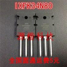 20pcs-50pcs/lot IXFK34N80 TO-3PL 800V 34A Field effect tube liquid crystal tube TO-264