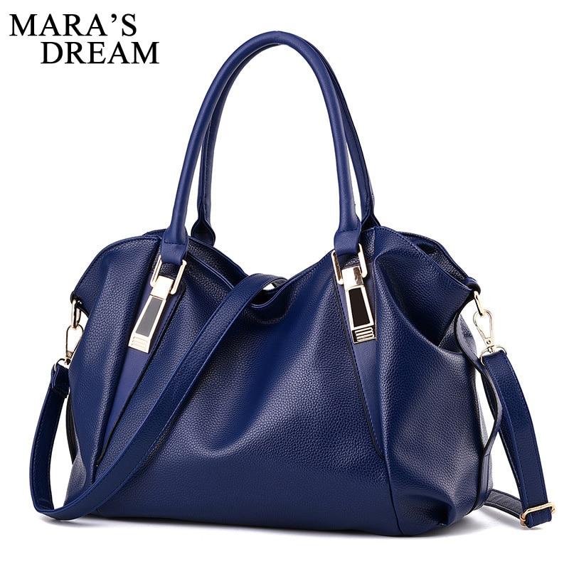 Maras Dream 2018 mode femmes sac à main femme en cuir PU sac sacs à main dames Portable sac à bandoulière bureau dames Hobos sac fourre-tout