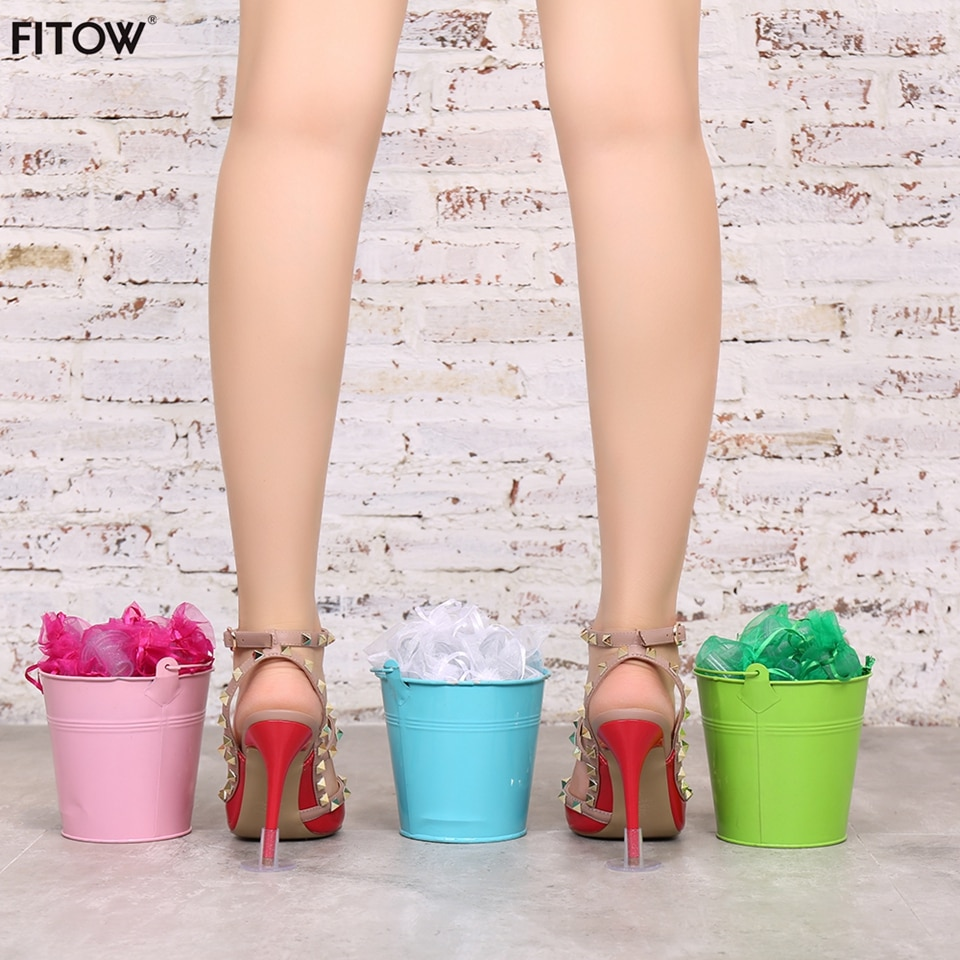100 Pairs/Lot 3 Color and 3 Size Heel Protectors for High Heel Shoes Latin Stiletto Covers Heel Stoppers for Wedding and Party