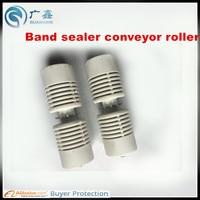 Freeshipping for sealing machine of FR900 conveyor belt drive rollerFR900 conveyor running rollerFR900 band sealer parts
