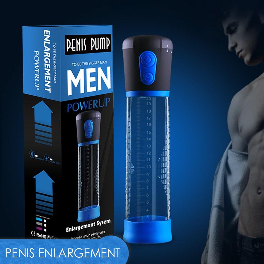 Pênis bomba pênis ampliação pênis trainer masculino masturbador bomba de vácuo pênis extensor sexo brinquedo para homens gays adulto sexy produto