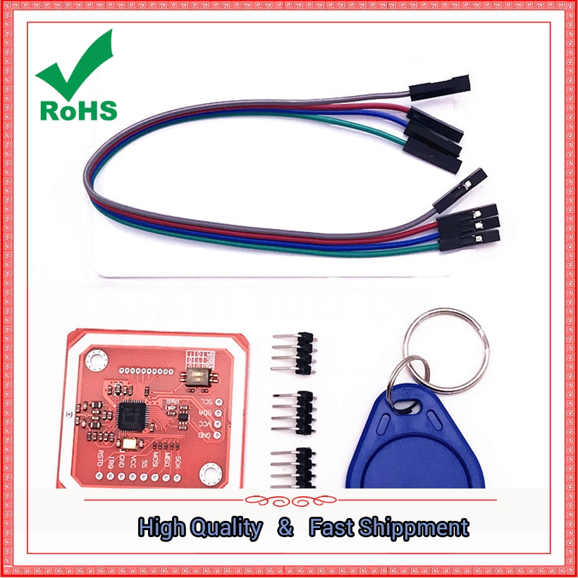 Módulo Global PN532 NFC RFID V3 soporte de comunicación de campo cercano tarjeta de comunicación de teléfono móvil Android