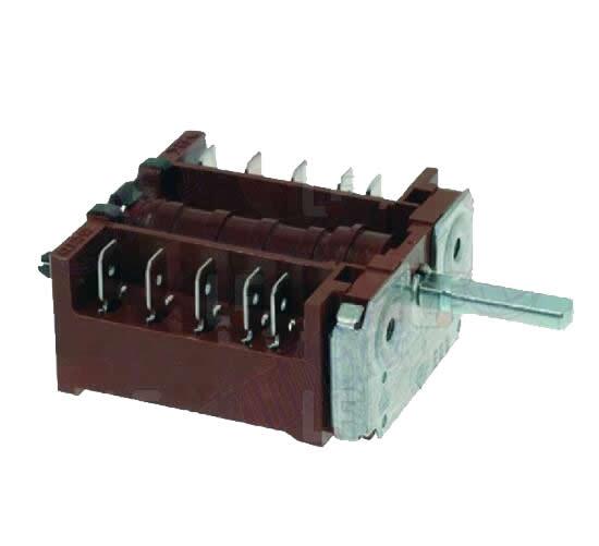 Freidora de baño de agua FAGOR x163007 EGO interruptor giratorio 250v 16a 2 posiciones
