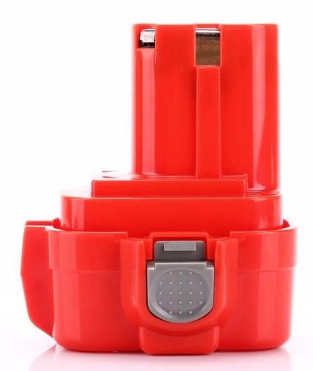 Para Makita MAK 9,6 v 2500mAh batería de herramienta eléctrica 192595-8,192596-6,192534-A, 192638-6,192697-A, 9100.9101.9120.9122.638344-4-2, PA09