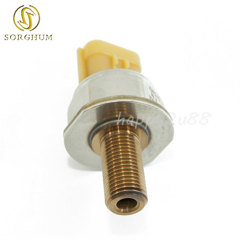 original diesel fuel rail high pressure sensor common injection regulator transducer for mitsubishi l200 triton montero 2 5 di d New 45PP2-1 For Sensata Fuel Rail Pressure Regulator Sensor 14290669486