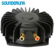 Sounderlink 6 pouces 50W transducteur tactile basse shaker basse vibration haut-parleur bricolage massage home cinéma siège de voiture canapé 100W
