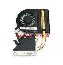الأصلي لينوفو G505 20240 الكمبيوتر المحمول وحدة المعالجة المركزية المبرد ومروحة التبريد P/N: AT0Y7003DR0