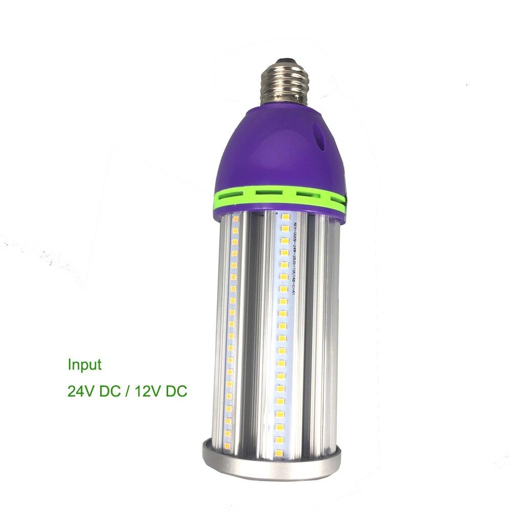 20 W 24 W Led Luz de maíz bombilla Led de interior al aire libre E27 E39 2200 lumen igual to150W incandescente escondió de haluro de Metal HPS de reemplazo
