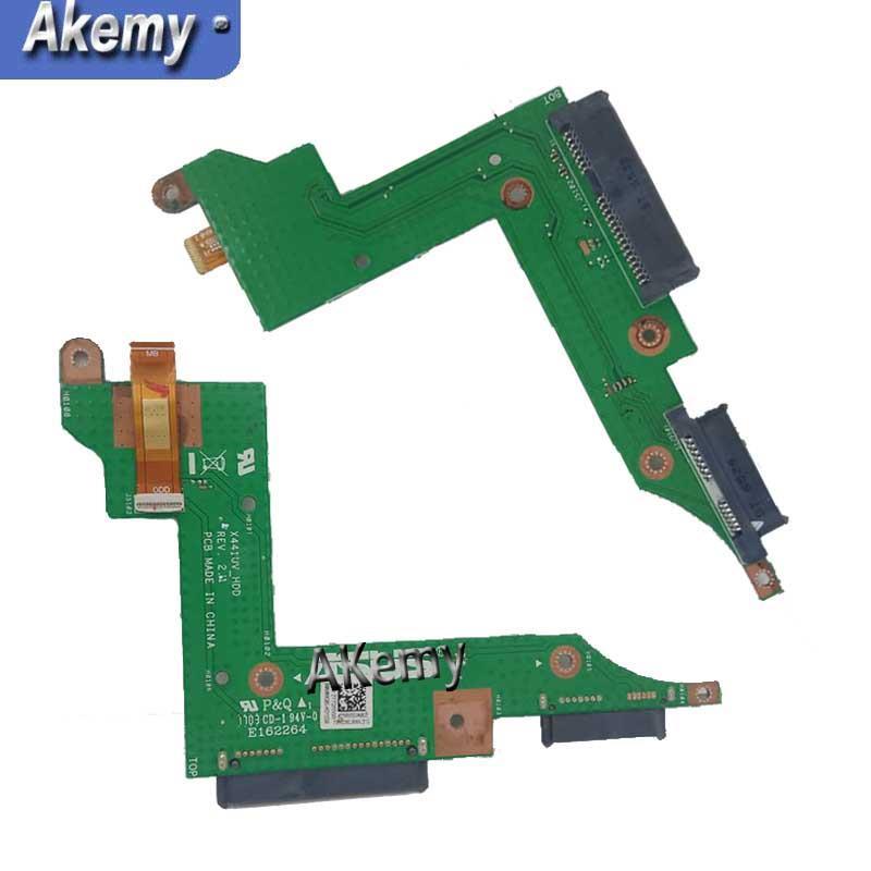 Original para ASUS X441U X441UV X44UVK Disco Duro unidad X441UV tablero _ HDD Rev2.1 probado buenos conectores con cable
