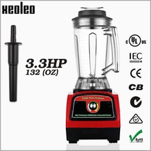 Sehe 식품 기계 3.9l 푸드 프로세서 3hp comercial 블렌더 2800 w 헤비 듀티 푸드 블렌더 고성능 다기능 블렌더