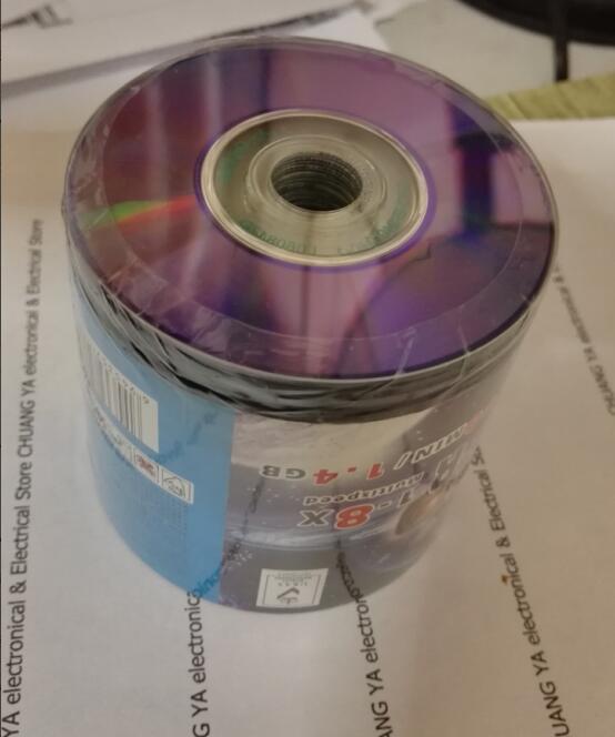8cm High quality mini empty / blank record DVD disc / disk for DVD-R for VCR camera 1.4GB/30MIN 50PCS