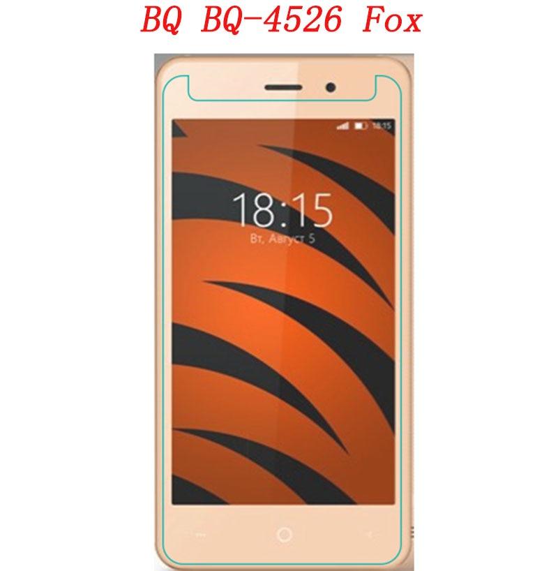 Новая защитная пленка для телефона BQ BQ-4526 Fox 4526, защитная пленка для смартфонов из закаленного стекла