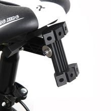 Adaptateur pour Double porte-eau de vélo porte-bouteille, Double adaptateur pour porte-selle, Double bouteille deau, Double siège de cyclisme