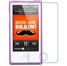10 pcs/lot verre trempé Original 9 H antidéflagrant avant Film de protection écran protecteur pour iPod nano 7 nano7 garde couverture