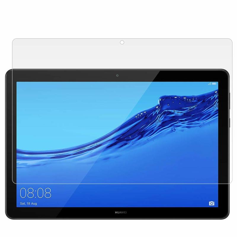 Protetor de tela de vidro temperado para huawei mediapad t5 10 2018 10.1 polegadas modelos AGS2-W09/l09/l03/w19 tablet capa protetora