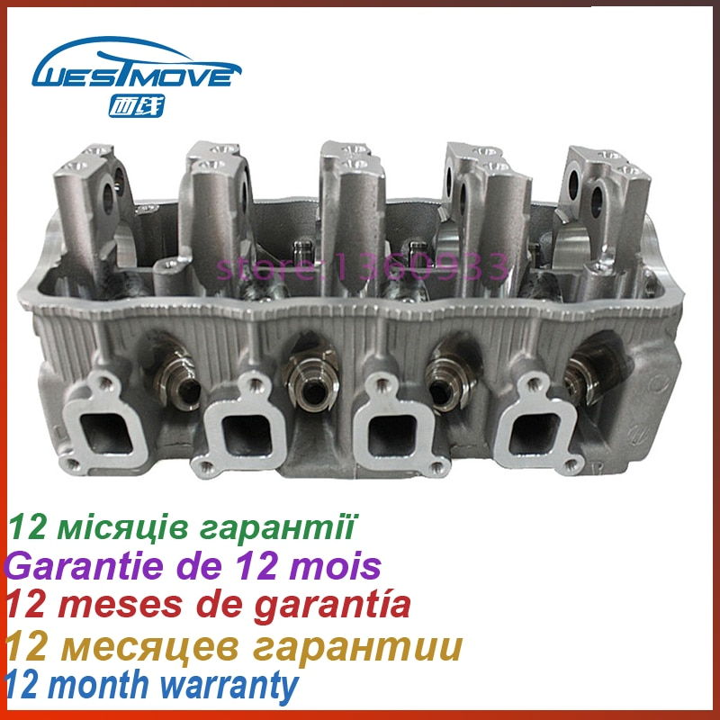 Головка блока цилиндров для SUZUKI SIERRA SAMURAI SUPER CARRY SJ410 BEDFORD RASCAL F10A FA10A 11110-80002 ADK87701C