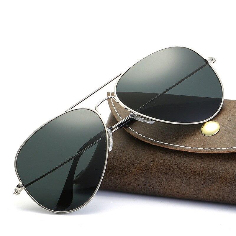 Eternal Classic aviation Sunglasses for Men Women Shades Brand Designer Luxury Retro Vintage Outdoor