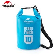 Naturetrekking 5L 10L océan Pack extérieur sac étanche ultraléger pour Driftage Camping natation voyage FS15M010-J