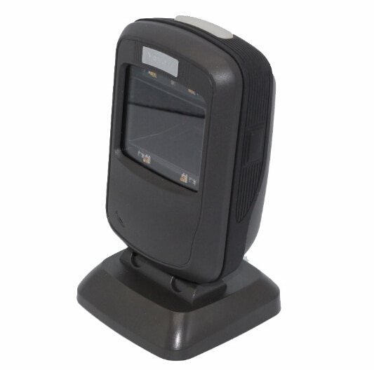 Escáner de código de barras FR40 Newland 1D/2D, escáner USB/RS232 de escritorio, CMOS QR, matriz de datos, escáner de código DM, restricción de supermercado