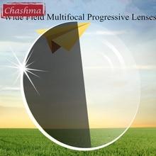 Chashma-indice photochromique anti-reflets   1.67, verres de Transition multifocale, UV400 multifocale, verres progressif