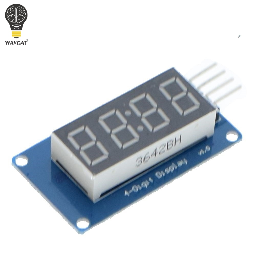 TM1637 светодиодный модуль дисплея для Ard