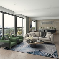 2019 New Soft Creative Carpets Rugs For Living Room Bedroom Rugs Home Carpet Floor Door Mat Simple Creative Area Rugs Door Mat