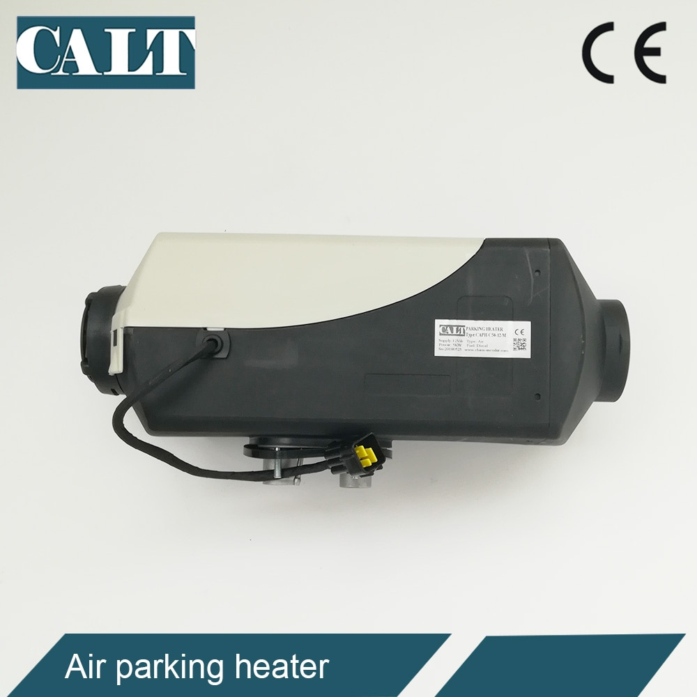 High power 5kw watts air parking heater knob control heating for diesel car truck boat RV caravan and special vehicles enlarge