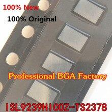 (1-5) ISL9239HICOZ-TS2378 9239C0 9239CO ISL9239 BGA40 100% 새로운 좋은 완벽한