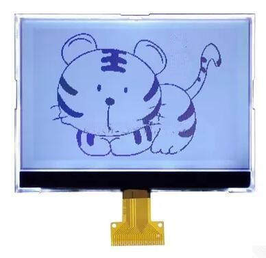 Gran tamaño 5,0 pulgadas 26PIN SPI COG 256160 LCD blanco negro pantalla ST75256 Drive IC paralelo/I2C interfaz 3,3 V