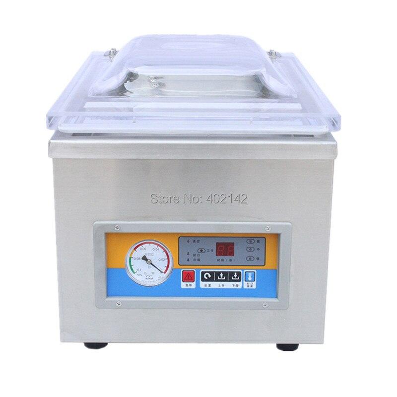Envío Gratis, Exportación de alta calidad una cámara de alimentos máquina de envasado al vacío