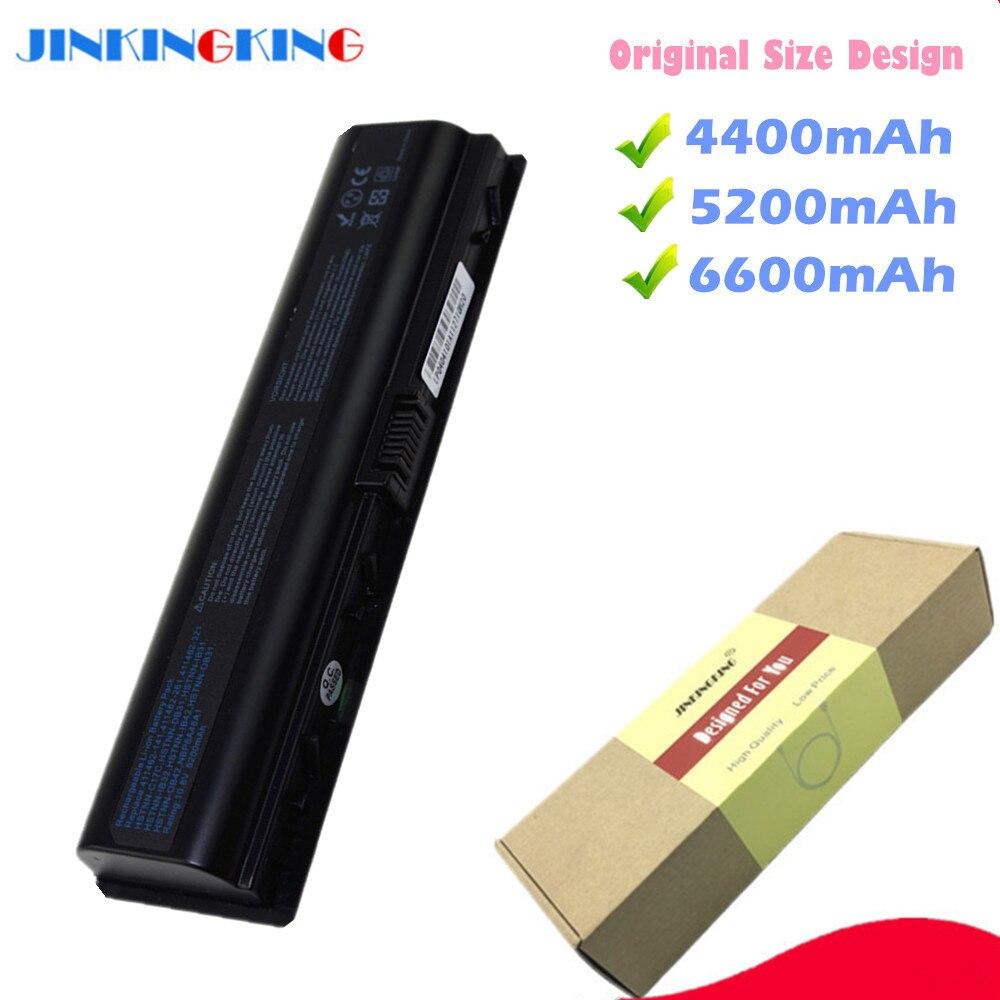 Batería para ordenador portátil, baterías para HP Presario A900 C700 F500 F700...