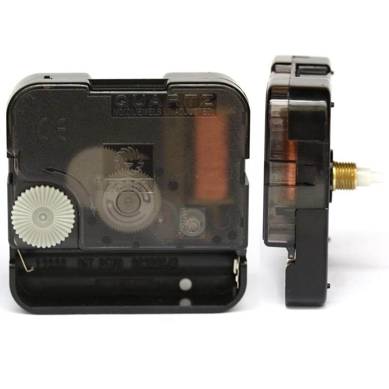 12888sh-часовой механизм, винтовой тип, принадлежность для часов, кварцевые, пластиковые, с часами, ручной часовой набор, бесплатная доставка