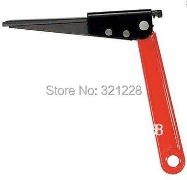 DIN318 drifts/Tirador de mango Morse MT4-6 para DIN228B