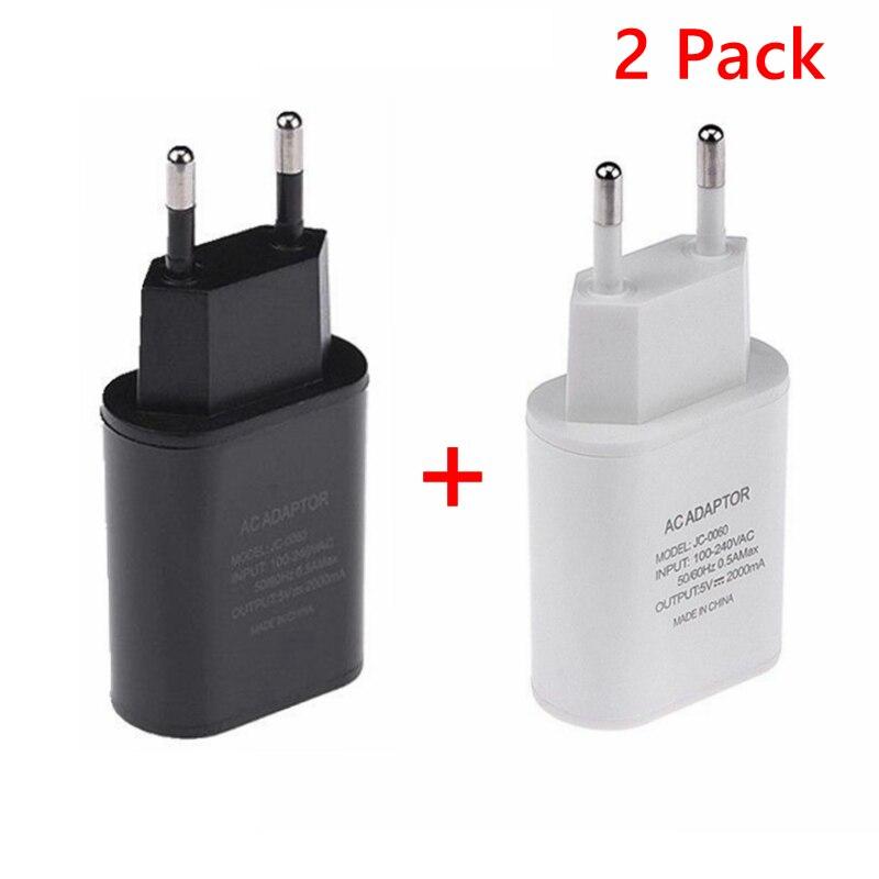 Зарядное устройство, USB кирпич, 2 пакета высокоскоростных зарядных блоков USB розетка зарядное устройство базовая коробка вилка для iPhone, LG, Sony, Samsung