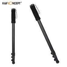 """K & F Concept MP2624 67 """"/171cm monopié ligero trípode de cámara profesional portátil para Nikon Canon Sony DSLR Cámara monopié"""