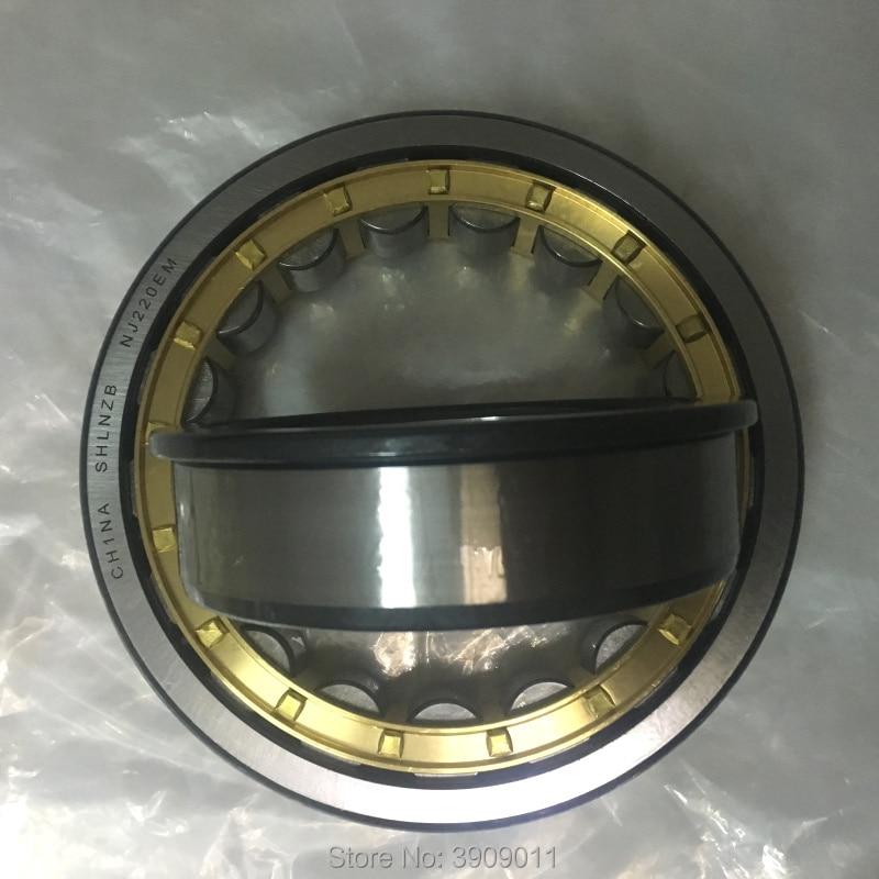SHLNZB تحمل 1 قطعة NJ1032 NJ1032E NJ1032M NJ1032EM NJ1032ECM C3 160*240*38 مللي متر النحاس قفص محامل البكرة الأسطوانية