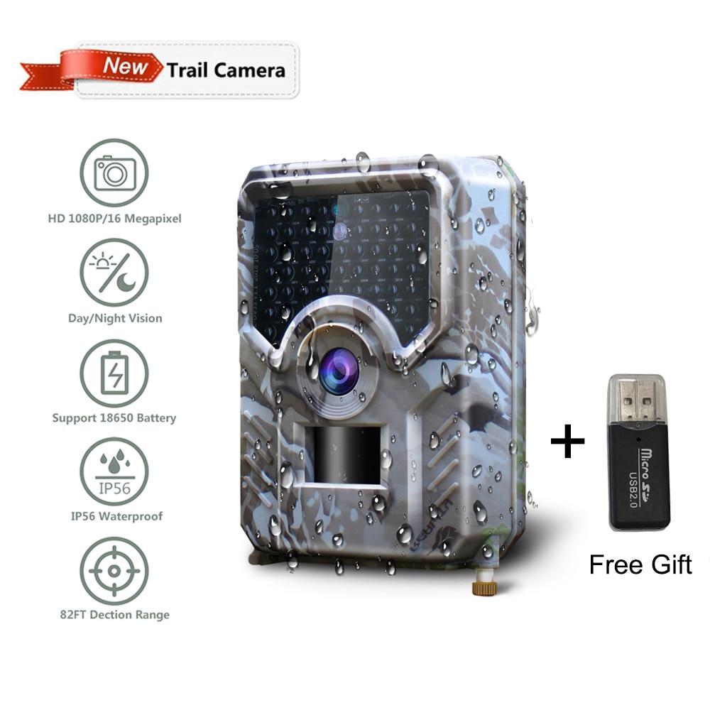 PR-200 12MP 49 قطعة 940nm IR LED صيد الكاميرا 18650 بطارية الحياة البرية كاميرا للرؤية الليلية صورة الفخاخ الأشعة تحت الحمراء كاميرا هنتر أدوات