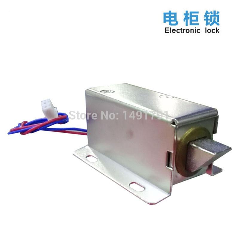 Cerradura electrónica de la vida Real de la sala de escape accesorios de juego takagism juego 24 V electroimán de bloqueo