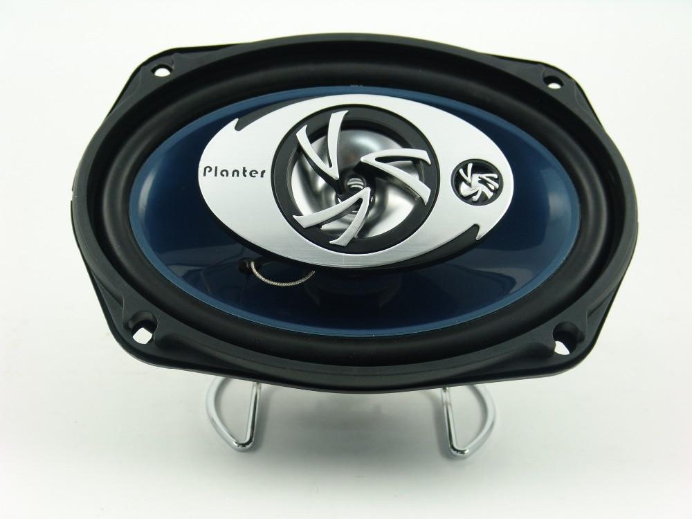 "PLANTER TS-6971E 3-Way Coaxial Car Speaker 6x9 New Grand Touring Series (Pair) 6X9"""