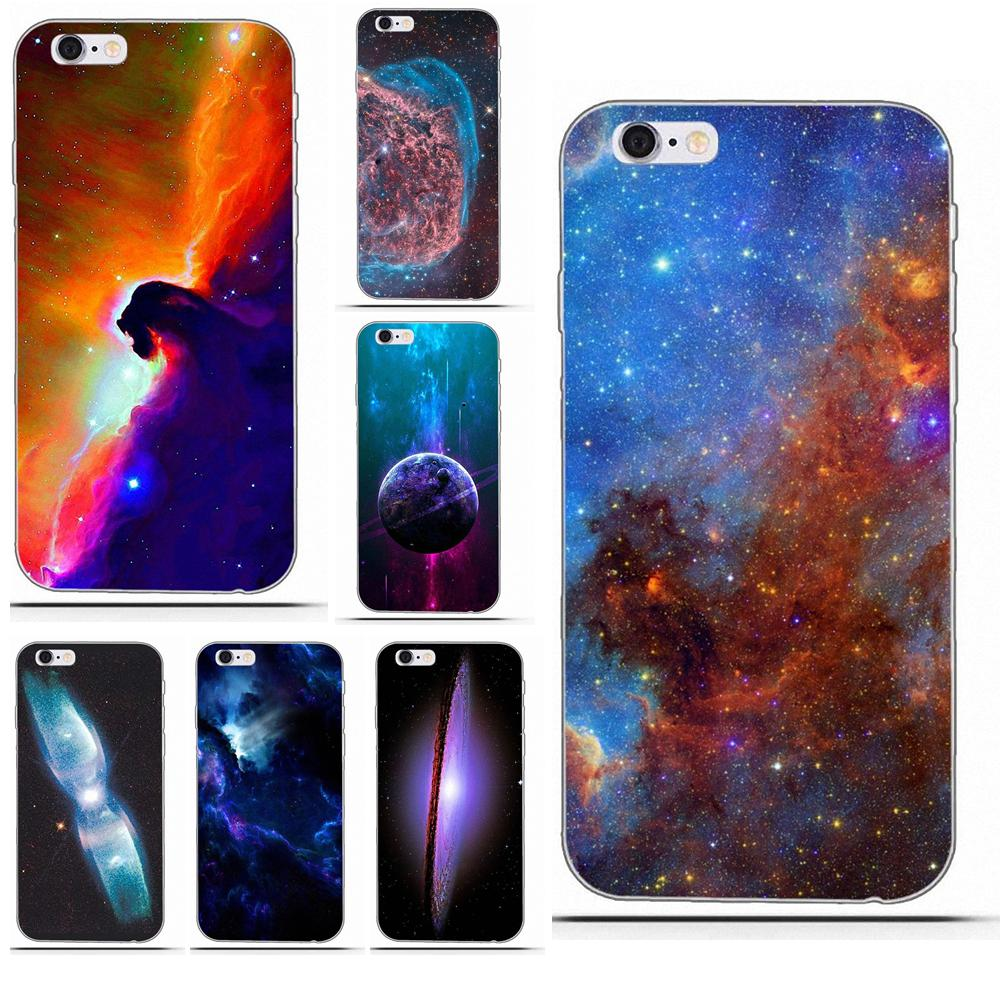 Wexoeq Painted Phone Case For Samsung Galaxy A3 A5 A7 J1 J2 J3 J5 J7 2015 2016 2017 nebula space