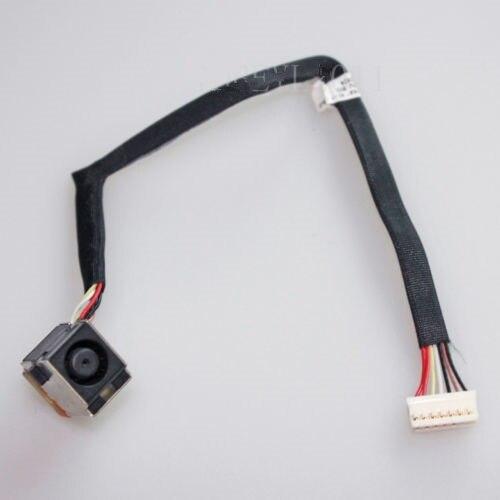 WZSM envío gratis nuevo conector de corriente continua con cable para HP Probook 4520 4520s 4525