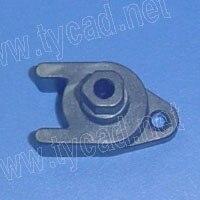 Braço para hp Designjet 2000cp 2500cp 2800cp 3000cp 3500cp 3800cp Usado C3180-40020 Cam 200 220