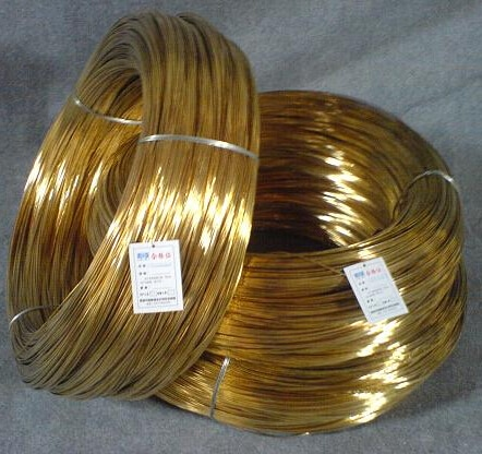 H62  3MM X 2M  new brass wire rod copper round wire line hardware material Free Shipping