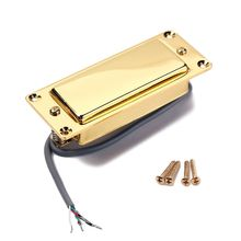 Guitar Pickup Mini Humbucker For GB LP Custom Actop Neck 6 String Or DIY