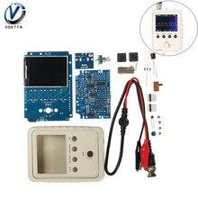 15001K DIY Digital Oscilloscope Unassembled Kit With Housing Case Box Original DIY kit 2.4 inch Color TFT