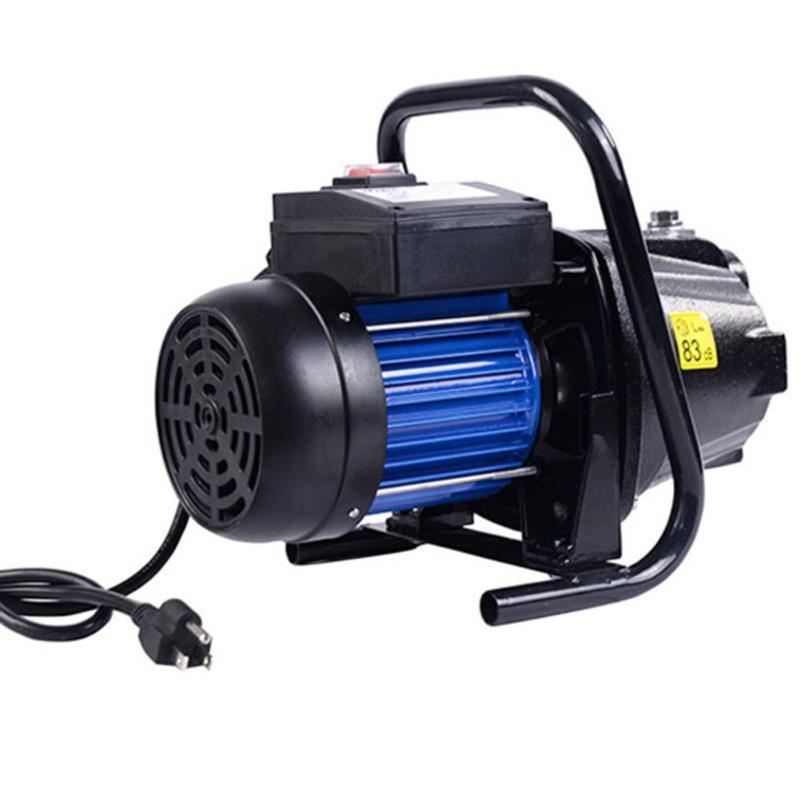 110 V/60Hz 1200W 1000L/h Kendinden emme Paslanmaz Çelik Su Bahçe Pompası E5M1